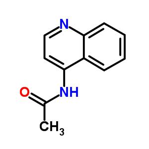 32433-28-6 N-(quinolin-4-yl)acetamide