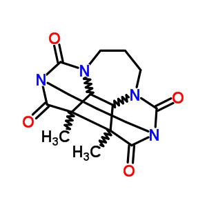 68675-79-6 6a,6b-dimethylhexahydro-1H-5,8-propano-3a,5,8,9a-tetraazacyclohepta[1,2,3,4-def]biphenylene-4,6,7,9(5H,8H)-tetrone