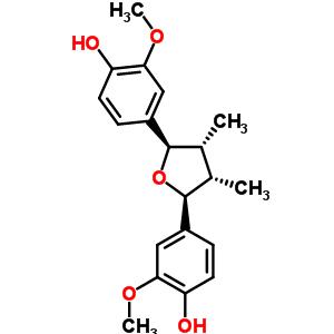 74683-16-2 4,4'-[(2R,3R,4S,5S)-3,4-dimethyltetrahydrofuran-2,5-diyl]bis(2-methoxyphenol)