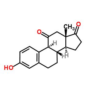 7533-97-3 3-hydroxyestra-1,3,5(10)-triene-11,17-dione