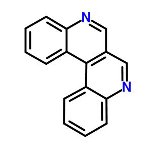 195-27-7 dibenzo[c,f][2,7]naphthyridine