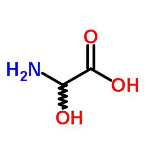 4746-62-7 amino(hydroxy)acetic acid