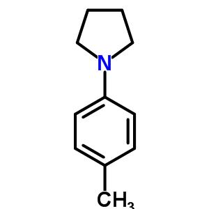 54104-82-4 1-(4-methylphenyl)pyrrolidine