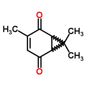 6617-34-1;67670-71-7 3,7,7-trimethylbicyclo[4.1.0]hept-3-ene-2,5-dione