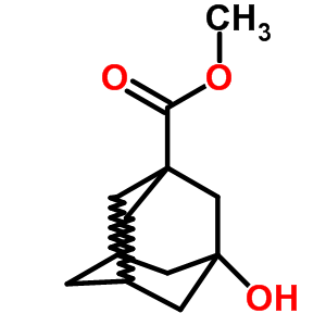 68435-07-4 methyl 3-hydroxytricyclo[3.3.1.1~3,7~]decane-1-carboxylate