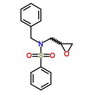 89820-03-1 N-benzyl-N-(oxiran-2-ylmethyl)benzenesulfonamide