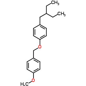 125796-79-4 1-(2-ethylbutyl)-4-[(4-methoxybenzyl)oxy]benzene
