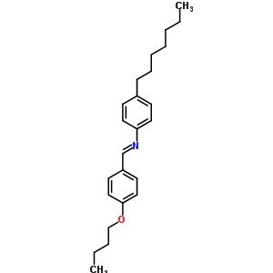 39777-19-0 N-[(E)-(4-butoxyphenyl)methylidene]-4-heptylaniline