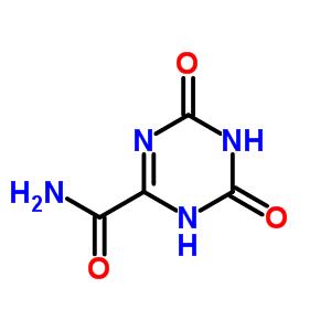69391-08-8 4,6-dioxo-1,4,5,6-tetrahydro-1,3,5-triazine-2-carboxamide