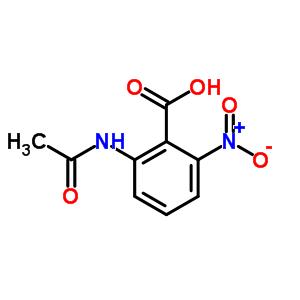 73721-78-5 2-(acetylamino)-6-nitrobenzoic acid