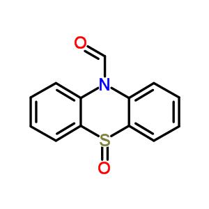99542-91-3 10H-phenothiazine-10-carbaldehyde 5-oxide