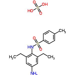 108451-28-1 N-(4-amino-2,6-diethylphenyl)-4-methylbenzenesulfonamide sulfate (1:1)